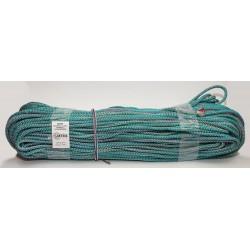 №124 Шнур полипропилен вязаный М-Т (8 мм - 100 м)