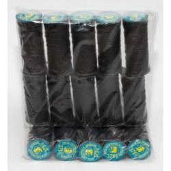 №192 Нить капроновая 375 чёрная (10 шт. в упаковке)