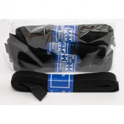 №264 Резинка широкая чёрная (2 см)