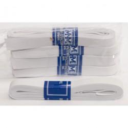 №265 Резинка широкая белая (3 см)