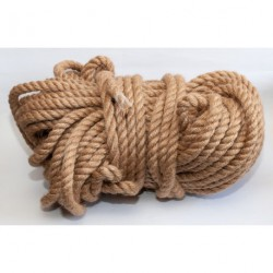 №39 Канат джутовый (верёвка) 16 мм (50 м)