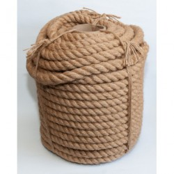№41 Канат джутовый (верёвка) 20 мм (50 м)