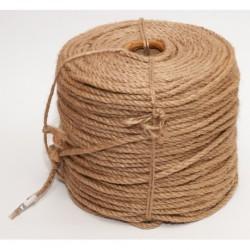 №73 Канат джутовый (верёвка) (6 мм -200 м)